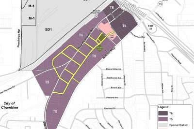 Doraville-TOD-LCI-Regulating-Plan-Adopted